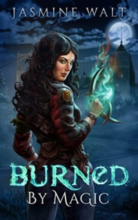 Urban fantasy novel Burned By Magic is today's highest-rated free Kindle book.
