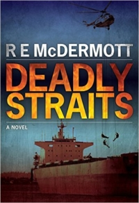 Thriller Deadly Straits is today's highest-rated free Kindle book.