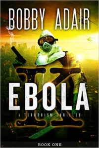 Terrorism thriller Ebola K is today's highest-rated free Kindle book.