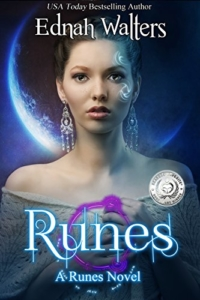Young adult paranormal romance novel Runes is today's featured free Kindle book.
