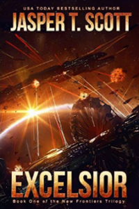 Sci-fi thriller Excelsior is today's highest-rated free Kindle book.