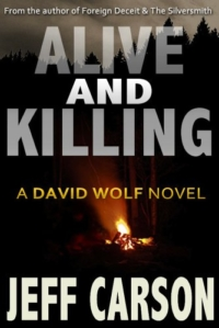 Thriller Alive and Killing is today's highest-rated free Kindle book.