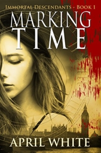 YA time travel novel Marking Time is today's highest-rated free Kindle book.