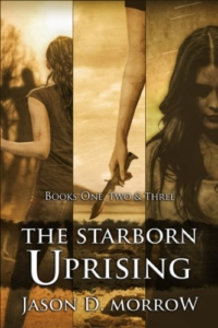 Starborn Uprising is today's featured Kindle freebie.