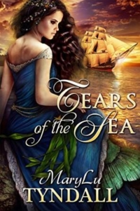 Romantic fantasy novel Tears of the Sea is today's featured free Kindle book.