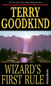 Terry Goodkind's fantasy novel Wiaard's First Rule is today's highest-rated free Kindle book.