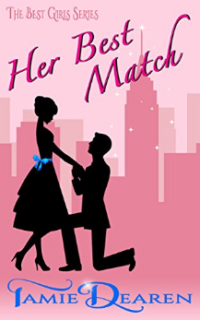 Romantic comedy Her Best Match is today's highest-rated free Kindle book.