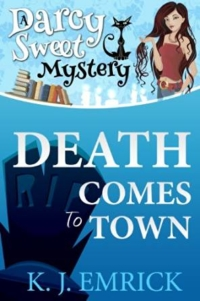 Cozy mystery Death Comes to Town is today's highest-rated free Kindle book.