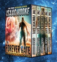 Sci-fi boxed set The Forever Gate is today's highest-rated free Kindle book.