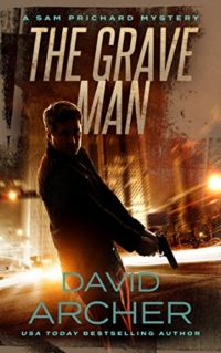 Mystery/thriller The Grave Man is today's highest-rated free Kindle book.
