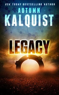 Dark sci-fi novel Legacy is today's highest-rated free Kindle book.