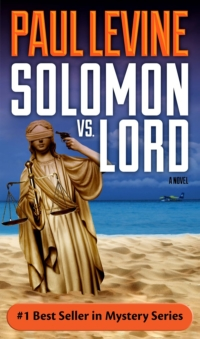 Legal thriller Solomon vs. Lord is today's highest-rated free Kindle book.