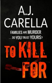 To Kill For is today's featured free Kindle book.