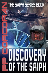 Military sci-fi novel Discover of the Saiph is today's featured free Kindle book.
