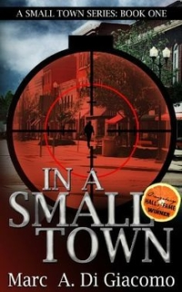 Crime thriller In a Small Town is today's highest-rated free Kindle book.