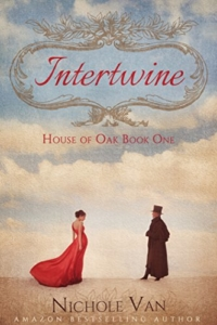 Time travel romance novel Intertwine is today's highest-rated free Kindle book.