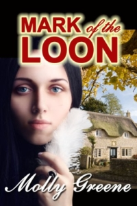 Cozy mystery Mark of the Loon is today's highest-rated free Kindle book.
