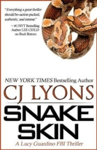 Thriller Snake Skin is today's highest-rated free Kindle book.