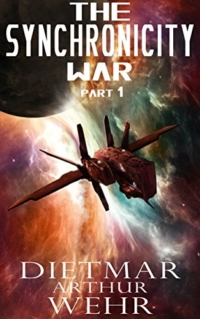 Sci-fi novel The Synchronicity War is today's highest-rated free Kindle book.