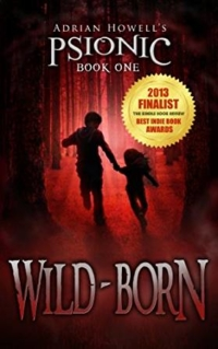 YA paranormal fantasy novel Wild-Born is today's highest-rated free Kindle book.