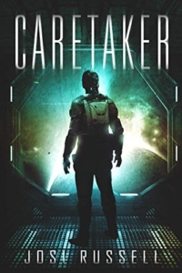 Sci-fi novel Caretaker is today's highest-rated free Kindle book.