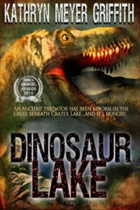 Dinosaur thriller Dinosaur Lake is today's highest-rated free Kindle book.
