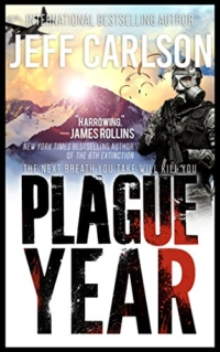Post-apocalyptic novel Plague Year is today's highest-rated free Kindle book.