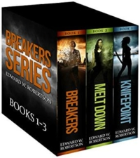 Post-apocalyptic boxed set Breakers Series is today's highest-rated free Kindle book.