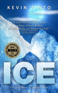 Action/adventure thriller ICE is today's highest-rated free Kindle book.