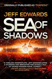Action/adventure novel Sea of Shadows is today's highest-rated free Kindle book.