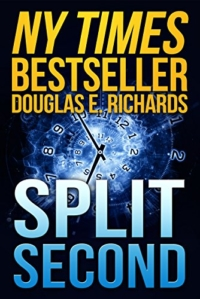 Time travel technothriller Split Second is today's highest-rated free Kindle book.