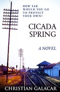 Cicada Spring is today's highest-rated free Kindle book.