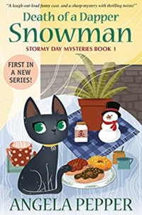 Cozy mystery Death of a Dapper Snowman is today's highest-rated free Kindle book.