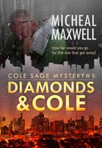 Mystery novel Diamonds and Cole is today's highest-rated free Kindle book.