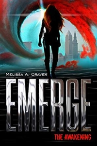 Urban fantasy novel Emerge: The Awakening is today's highest-rated free Kindle book.