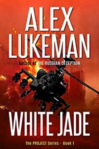 Action thriller White Jade is today's featured free Kindle book.