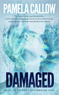 Thriller novel Damaged is today's highest-rated free Kindle book.