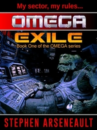 Sci-fi novel Omega Exile is today's featured free Kindle book.