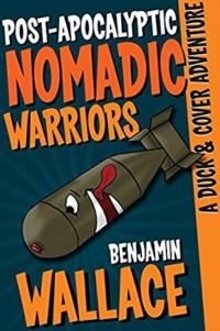 Humorous post-apocalyptic novel Post-Apocalyptic Noamdic Warriors is today's highest-rated free Kindle book.