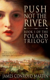 Historical fiction novel Push Not the River is today's highest-rated free Kindle book.