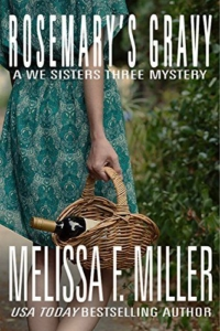 Mystery novel Rosemary's Gravy is today's highest-rated free Kindle book.