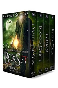 The Nate Temple Supernatural Thriller Series boxed set is today's highest-rated free Kindle book.