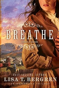 Historical western romance novel Breathe is today's highest-rated free Kindle book.