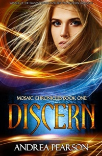 YA fantasy novel Discern is today's highest-rated free Kindle book.