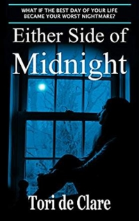 Thriller Either Side of Midnight is today's highest-rated free Kindle book.
