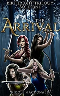 Fantasy adventure The Arrival is today's highest-rated free Kindle book.