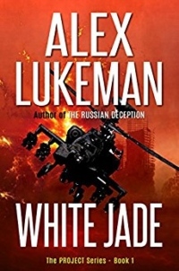 Spy thriller White Jade is today's highest-rated free Kindle book.