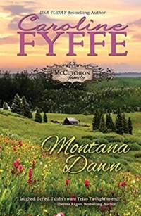 Western romance novel Montana Dawn is today's highest-rated free Kindle book.