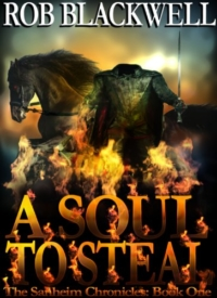 Dark fantasy novle A Soul to Steal is today's highest-rated free Kindle book.