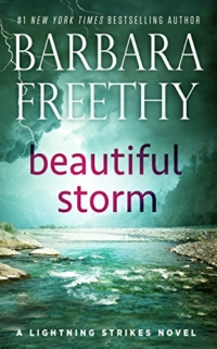 Romantic suspense novel Beautiful Storm is today's highest-rated free Kindle book.